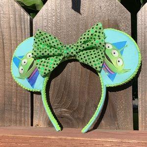 Alien Toy story Minnie Ears, Disney Ears,Toy Story